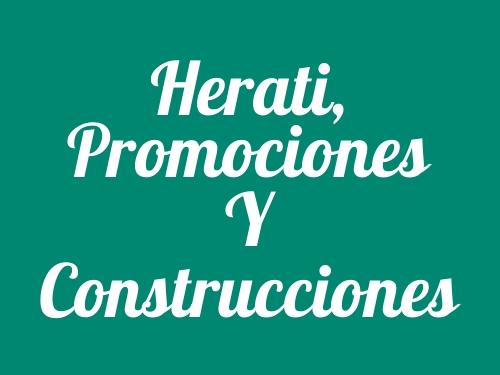 Herati,  Promociones y Construcciones