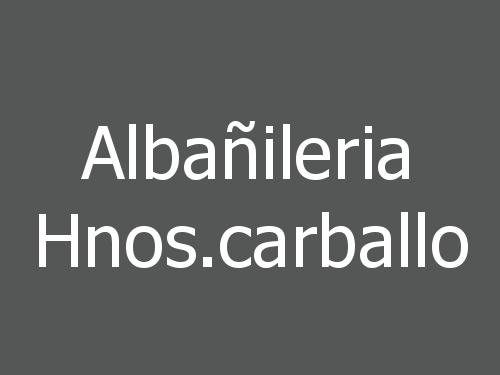 Albañileria Hnos.carballo