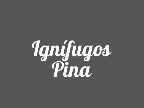 Ignífugos Pina
