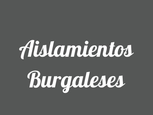 Aislamientos Burgaleses