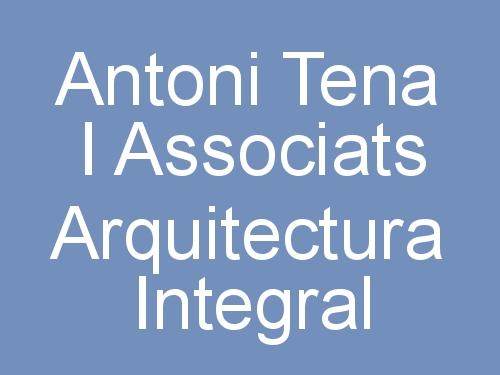 Antoni Tena I Associats Arquitectura Integral