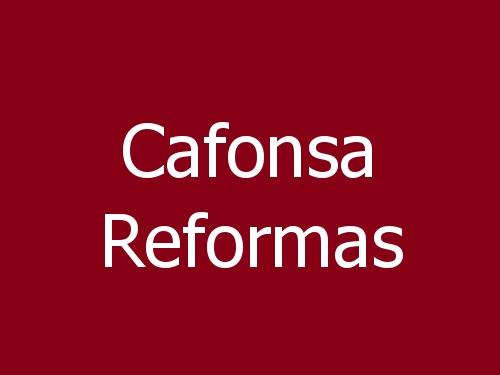 Cafonsa  Reformas