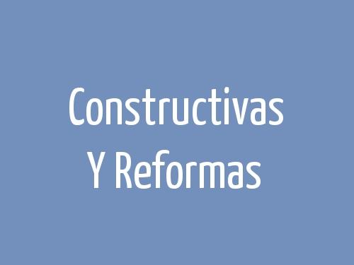 Constructivas y Reformas