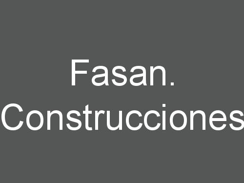Fasan Construcciones