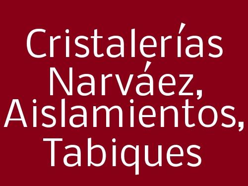 Cristalerías Narváez,  Aislamientos, Tabiques