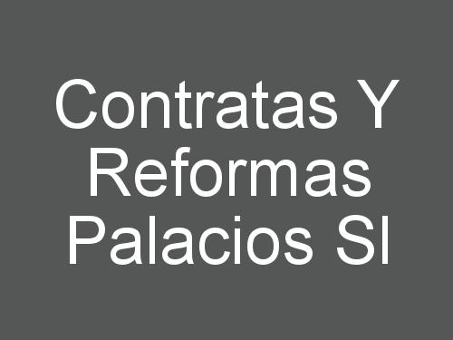 Contratas y Reformas  Palacios Sl