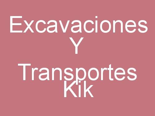 Excavaciones y Transportes Kik