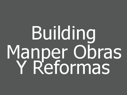 Building Manper  Obras y Reformas