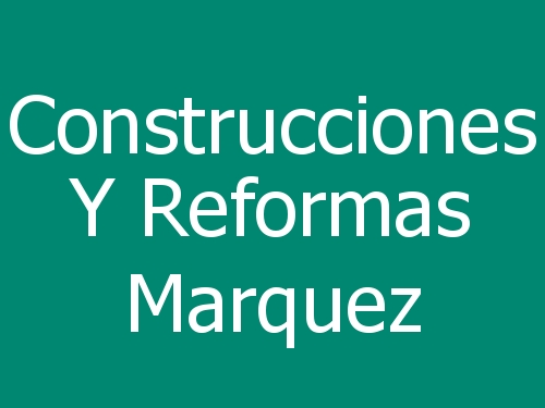 Construcciones y Reformas Marquez