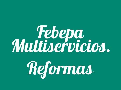 Febepa Multiservicios. Reformas