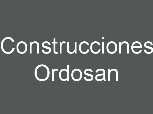 Construcciones Ordosan