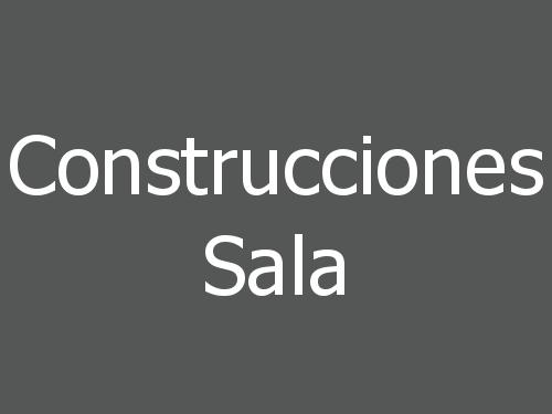 Construcciones Sala