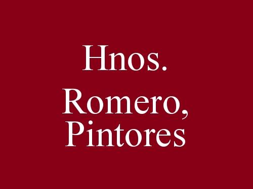 Hnos. Romero,  Pintores