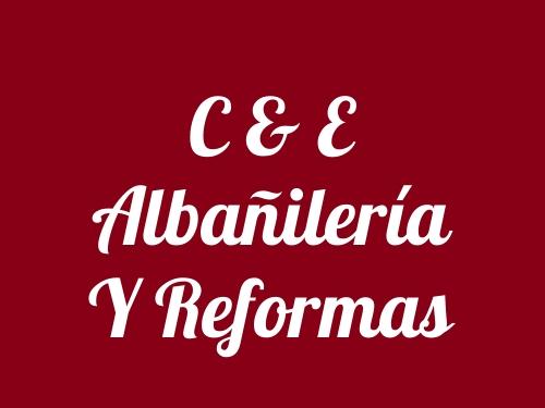 C & e Albañilería y Reformas