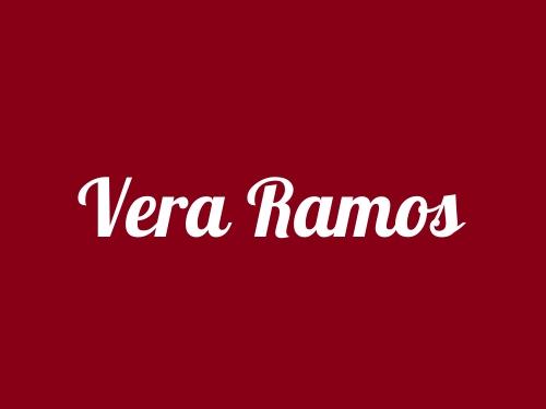 Vera Ramos