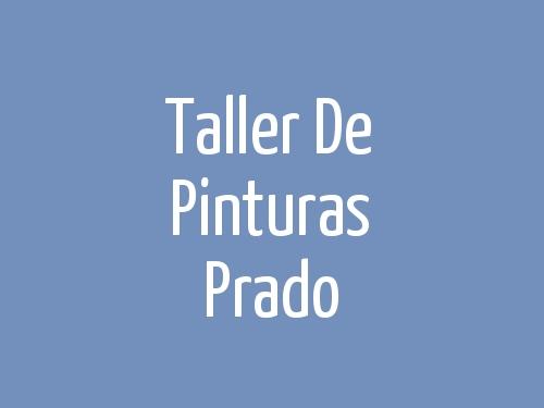 Taller de pinturas Prado