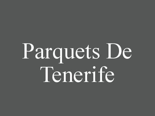 Parquets de Tenerife