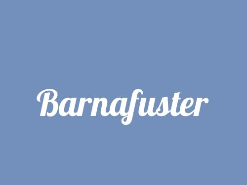 Barnafuster