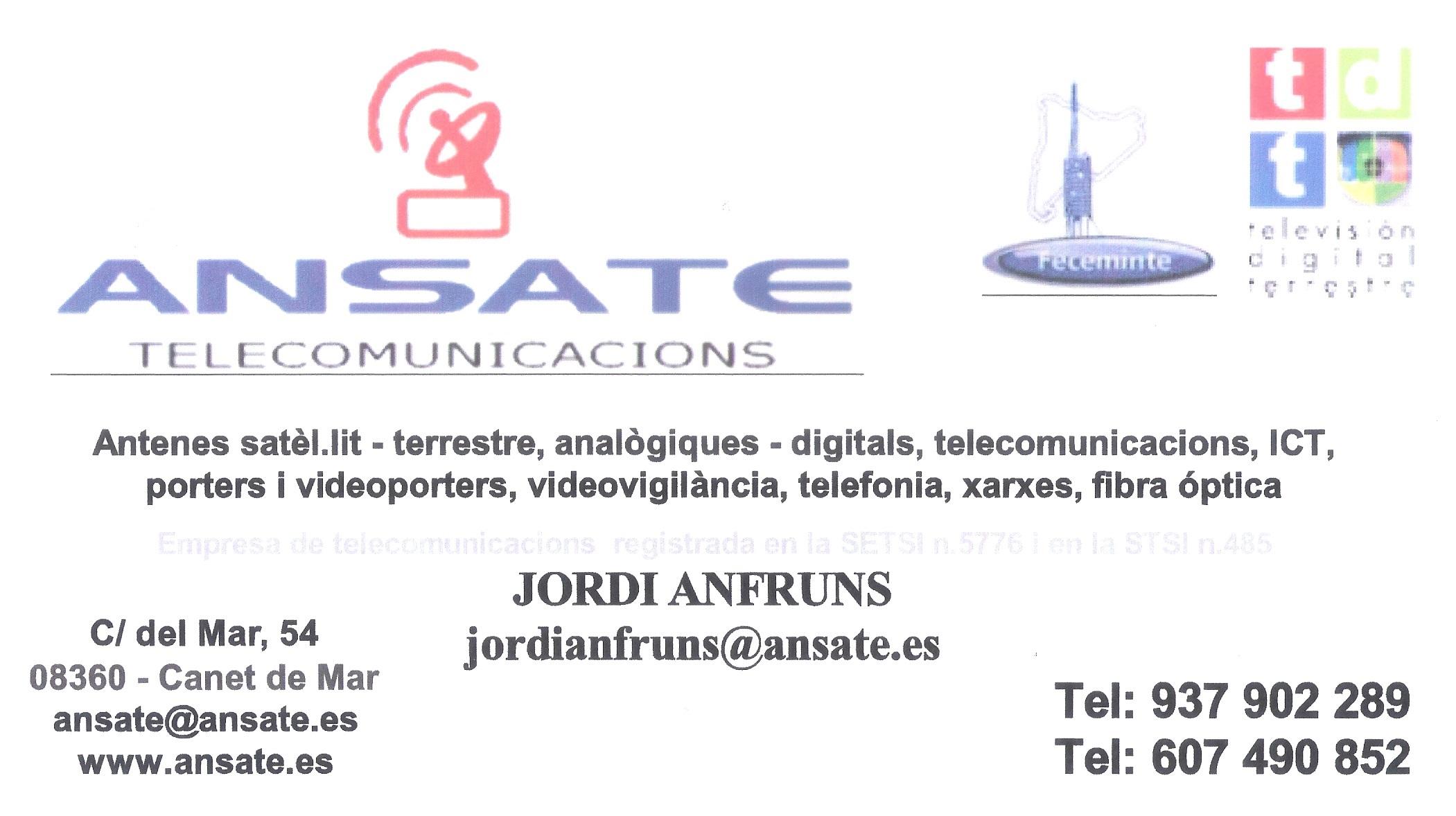 Ansate Telecomunicacions