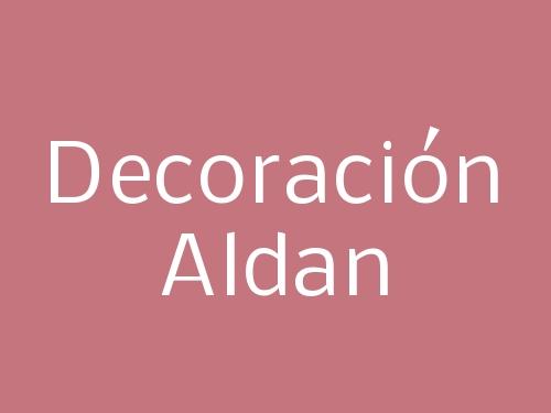 Decoración Aldan