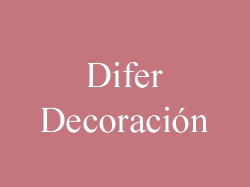 Difer Decoración