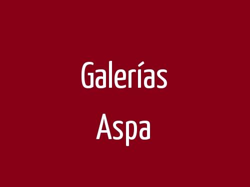 Galerías Aspa