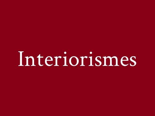 Interiorismes