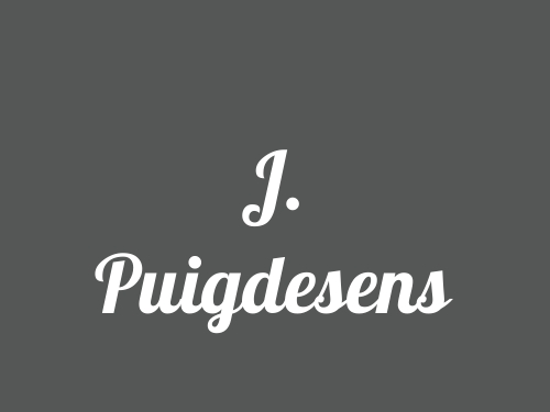 J. Puigdesens