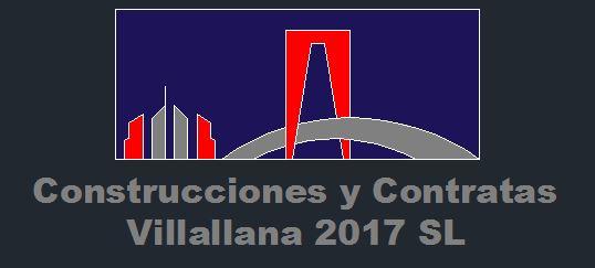 Construcciones y contratas Villallana 2017 SL