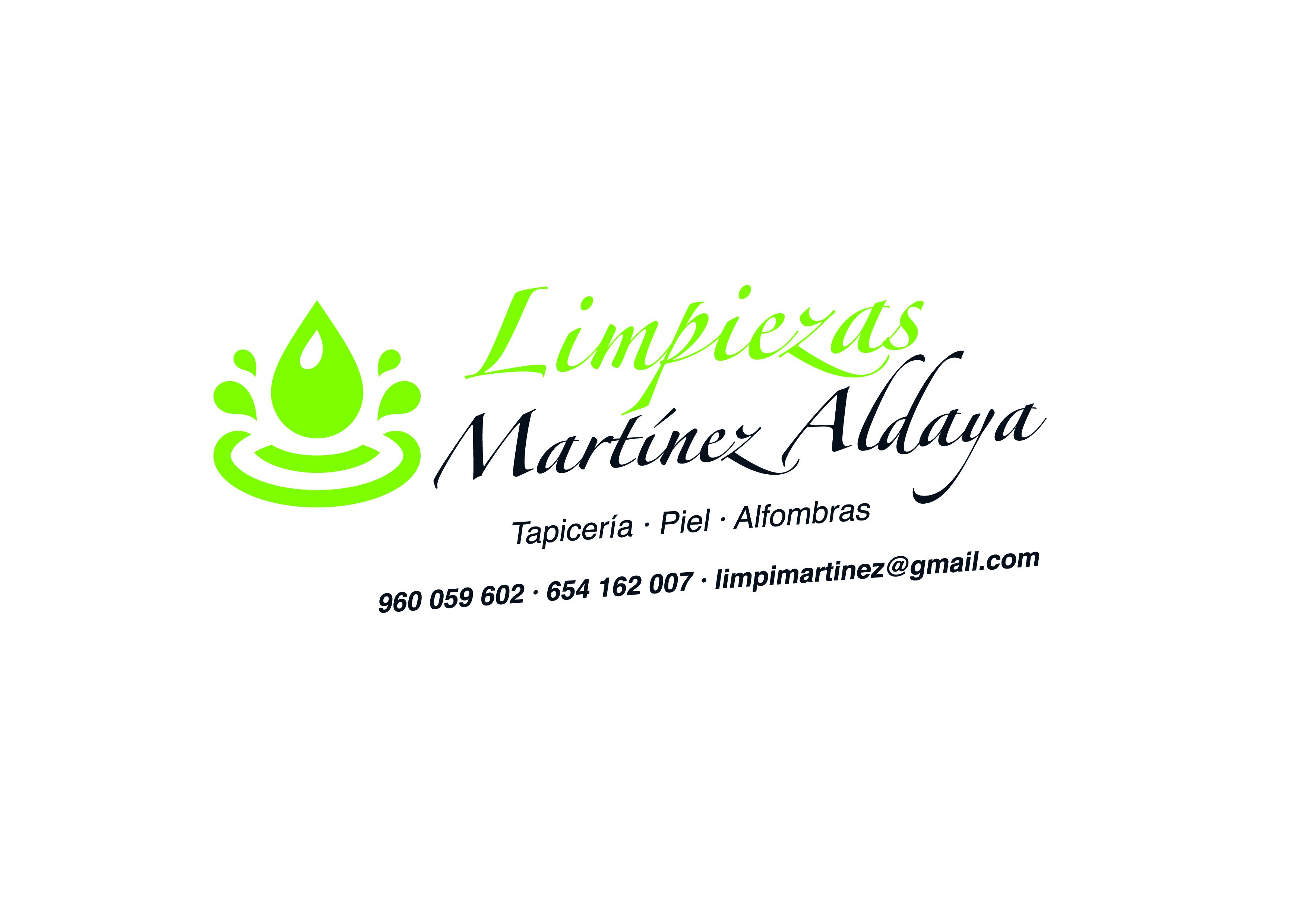 Limpiezas Martínez Aldaya
