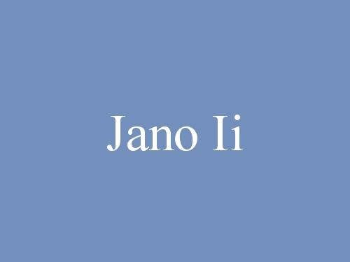 Jano Ii