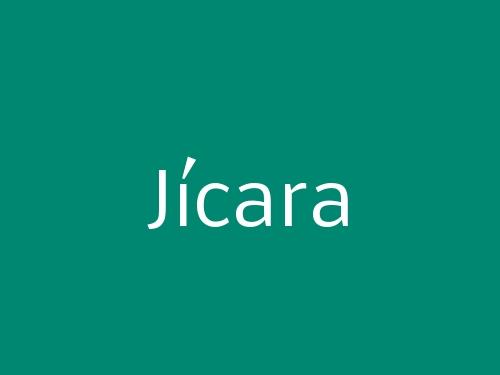 Jícara