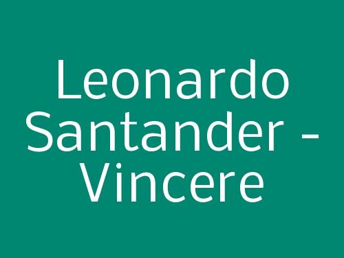 Leonardo Santander - Vincere