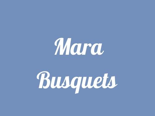 Mara Busquets