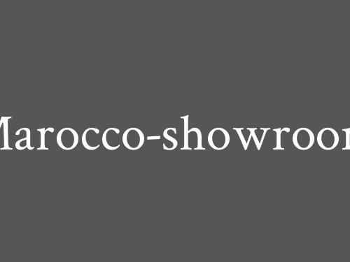 Marocco-showroom