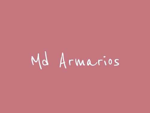 Md Armarios
