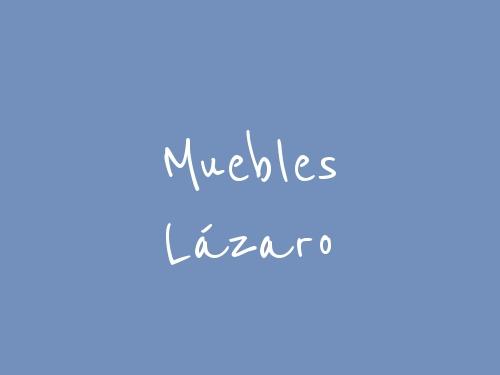 Muebles Lázaro
