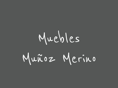 Muebles Muñoz Merino