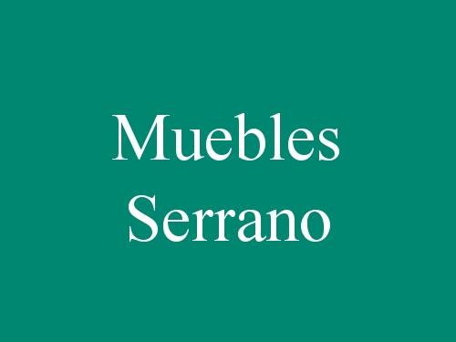 Muebles Serrano