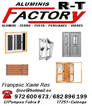 Aluminis RT Factory