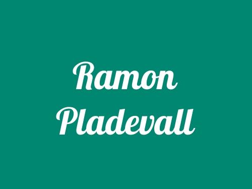 Ramon Pladevall