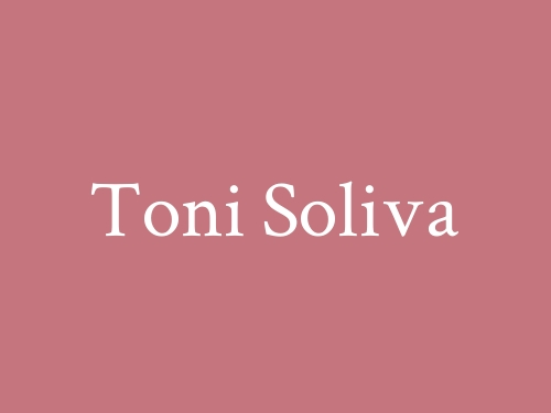 Toni Soliva