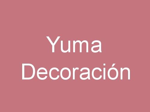 Yuma Decoración