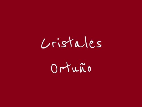Cristales Ortuño