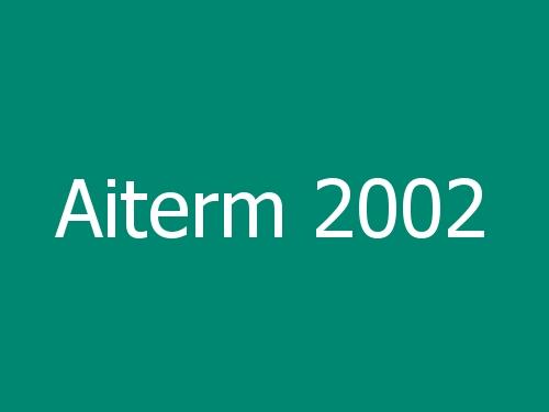 Aiterm 2002