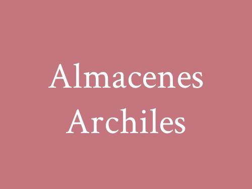 Almacenes Archiles