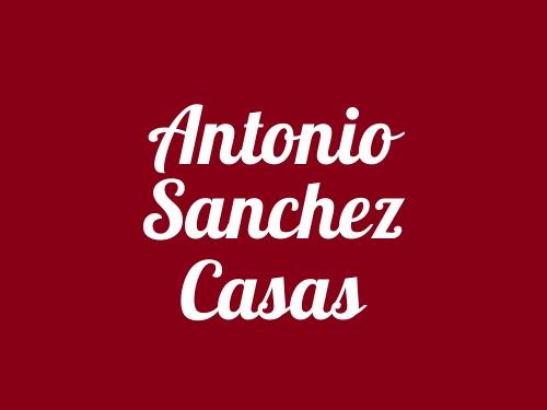 Antonio Sanchez Casas