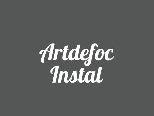 Artdefoc Instal
