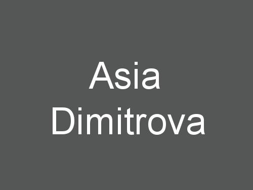 Asia Dimitrova