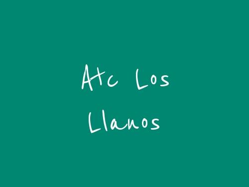 Atc Los Llanos